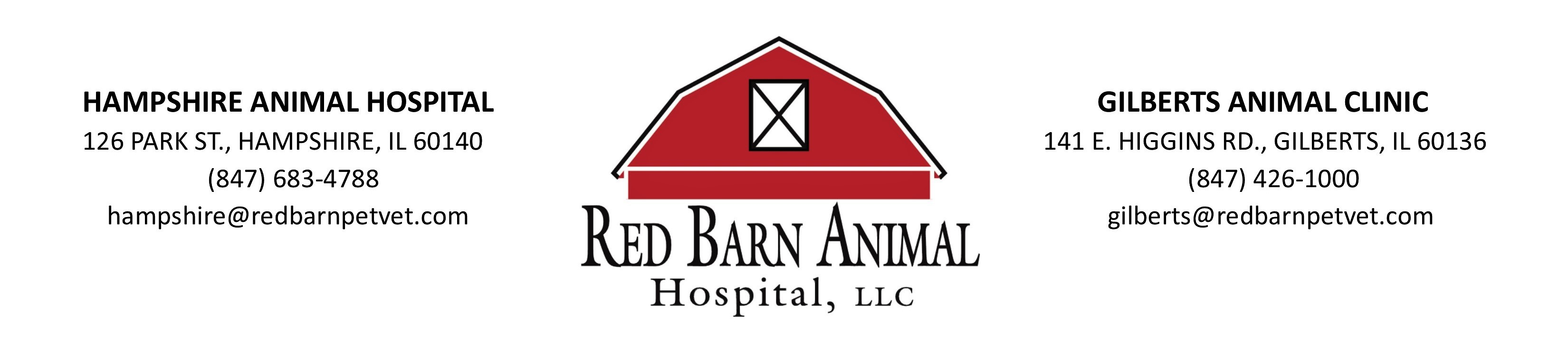 Hampshire Animal Hospitals, P.C. Logo